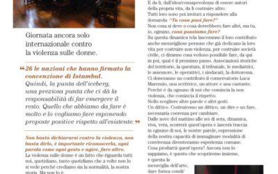 """B-Life Città: """"Le Parole Tessono"""""""