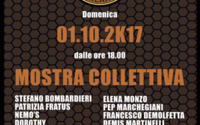 Mostra Collettiva – Tatto Art Gallery