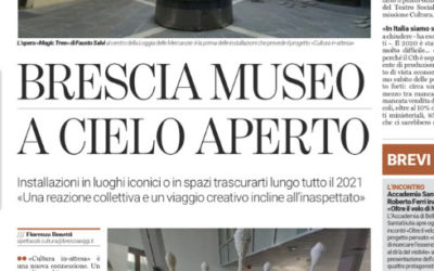 Brescia Oggi: Brescia Museo a cielo aperto