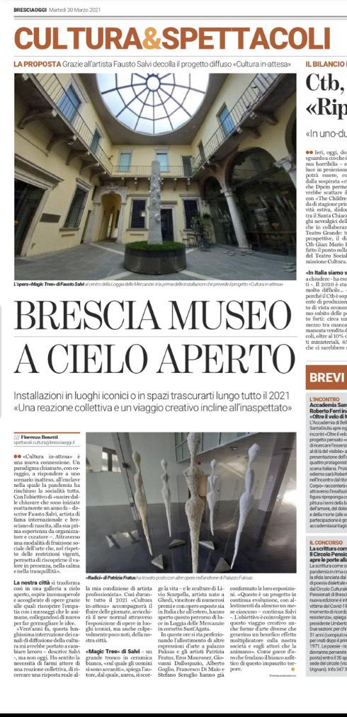 brescia museo a cielo aperto